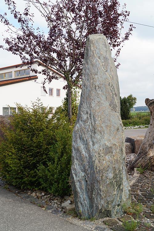 Stein-Skulptur