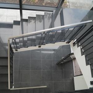 Marmor im Treppenhaus
