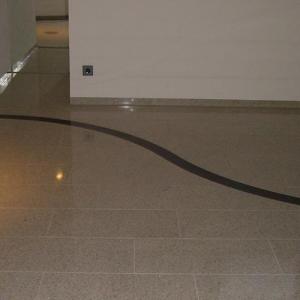 Imperial-White Fußboden