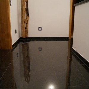 Marmor im Eingangsbereich